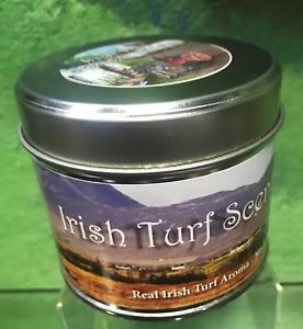 Irish Turf Scented Candle (SC03)