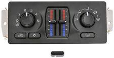 Climate Control Module - Fits GM, Isuzu & Saab Vehicles - Dorman # 599-210