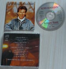 CD ALBUM KEVIN HENDERSON KENTUCKY BOUND 12 TITRES COUNTRY MUSIC