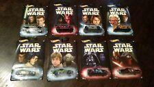 Hot Wheels Star Wars Walmart Exclusive 2017 Set Of 8 Master and Apprentice