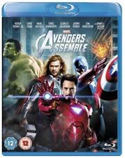 MARVEL AVENGERS ASSEMBLE - BLU RAY - NEW / SEALED - UK STOCK