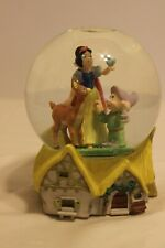 Snow White Musical Disney snow globe
