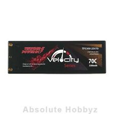 Thunder Power 5300mAh 2-Cell/2S 7.4V Velocity Series 70C LiPo - Bullet