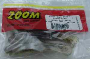 """Zoom 083-245 4"""" Horny Toad Watermelon Red 5CT 14178"""