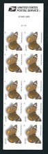 Scott #4001...24 Cent...Butterfly...Unfolded Booklet With 10 Stamps