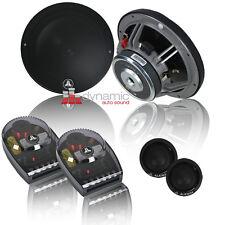 "JL AUDIO C5-650 Evolution Car Speakers 6.5"" Components 2-Way 225W C5 650 New"