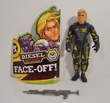 "2015 Diesel Deck Brody 4"" Lanard Action Figure Corps Elite Faction Face-Off Hero"
