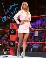 WWE LANA HAND SIGNED AUTOGRAPHED 8X10 PHOTOFILE PHOTO WITH PROOF AND COA 6