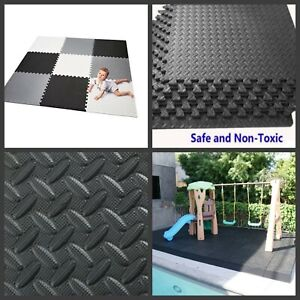 KIDS SOFT PLAY MATS FOR INDOOR & OUTDOOR USE / SAFE & NON-TOXIC / QUICK DELIVERY