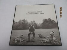 GEORGE HARRISON ALL THINGS MUST PASS BOX SET APPLE 1970