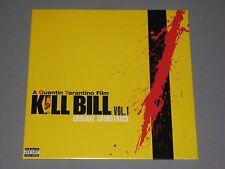 Quentin Tarantino's  Kill Bill vol. 1 Original Soundtrack LP New Sealed Vinyl