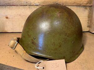 Original WW2 Pattern Russian SSh40 Helmet - #83