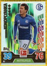 "Yevhen Konoplyanka (Schalke 04) Match Attax BL 2017/18 - ""PRO 11 - Sonderkarte""!"