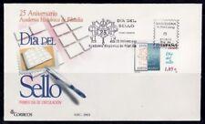 ESPAÑA SOBRE MATASELLOS 1º DÍA 2003 DÍA DEL SELLO
