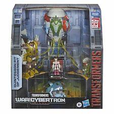 Transformers WFC exclusive Quintesson Pit of judgement, SDCC 2020, Hasbro