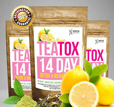 Citrus TEATOX 14 DAY DETOX EXTREME WEIGHT LOSS DIET Slimming Tea BURN FAT TEA