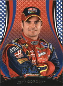 2006 Wheels American Thunder #8 Jeff Gordon Card