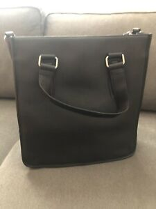 Men's Black Neiman Marcus Tote Bag