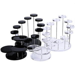 Cupcake Stand Acrylic Display Stand For Jewelry/Cake Dessert Rack Party Supplies