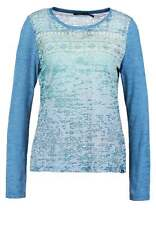 NEW Prana Women's Crew Neck Silhouette Lottie Top Size Medium $59 Retail