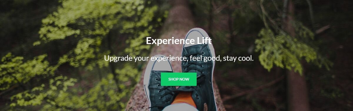 Experience Lift Store