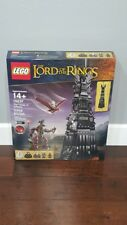 LEGO LOTR Lord of the Rings TOWER OF ORTHANC 10237 New SEALED