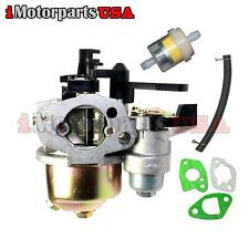 CARBURETOR ASSEMBLY COLEMAN KT196 HAWG TY JIANG DONG 163CC 5.5HP PIT BIKE CARB