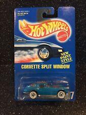 Hot Wheels~1992~Collectors No.197~Corvette Split Window~New Paint Style~See Note