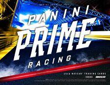 RYAN BLANEY 2019 PANINI PRIME RACING 8 HOBBY BOX FULL CASE BREAK