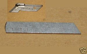 JUKI 816 2516 2416 2316 OVERLOCK LOWER + UPPER KNIFE