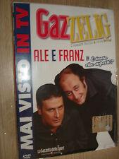 DVD N° 2 ZELIG GAZZELIG ALE E FRANZ IN E' TANTO CHE ASPETTI?