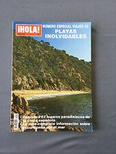 HOLA VIAJES - Número especial 10 Junio 2005 - 52 PLAYAS INOLVIDABLES DE ESPAÑA