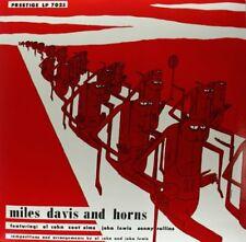 Miles Davis - Miles Davis and Horns [VINYL]