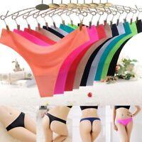 Women Sexy Lingerie Panties G-string Thongs Briefs Sleepwear