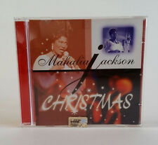 Mahalia Jackson Christmas CD