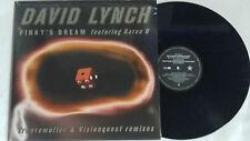 "DAVID LYNCH -Pinky's Dream Feat. Karen O-the Remixes- 12"""