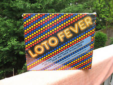 Loto Fever~An Exciting Fast-Moving Game For Gamblers~New & Factory Sealed!