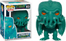 Exclusive Cthulhu Neon Green Funko Pop Vinyl New in Box
