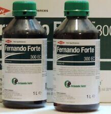 2x1L  Fernando Forte 300 EC Unkrautvernichter gegen Unkraut im Rasen *GÜNSTIG*