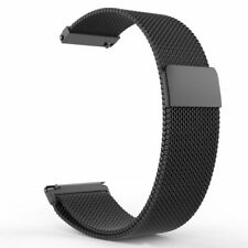 Magnetic Band Milanese Stainless Steel For Samsung Gear S3 Frontier/Classic 22mm