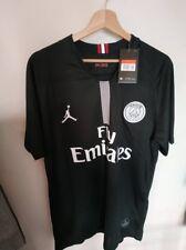 Maillot Kylian Mbappé PSG (Paris Saint Germain) Jordan Noir