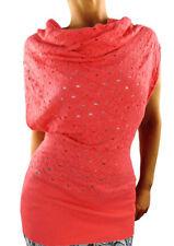 Geometrische Damen-Pullover & -Strickware ohne Verschluss in Größe XL