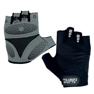 Half Finger Cycling Gloves Bike Gloves Gel Padded Fingerless Cycle Gloves M102