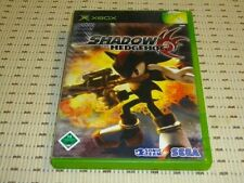 Shadow the Hedgehog für XBOX *OVP*