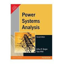 Power Systems Analysis by Arthur R. Bergen and Vijay Vittal