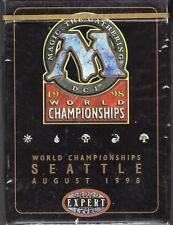 Magic The Gathering 1998 HACKER World Championship Deck MtG Factory Sealed SKC