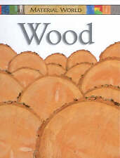 Llewellyn, Claire, Wood (Material World), Very Good Book