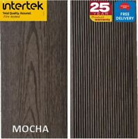 COMPOSITE DECKING - MOCHA Hollow- Free Delivery - Eco  Decking - $10.34l/m