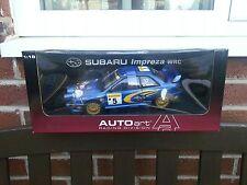Autoart 1/18 Subaru Impreza 1999 Wrc Monte Carlo Nightstage 89994