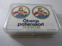 jeu de cartes Öbergs patienskort SYMMETRI (cpnb1)